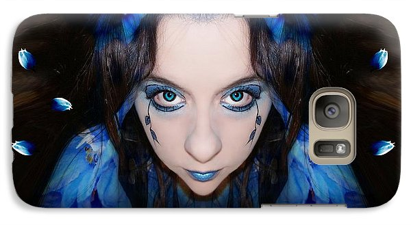 Galaxy Case featuring the photograph Dream Myself Awake by Heather King