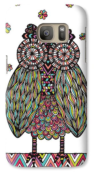 Dream Owl Galaxy S7 Case by Susan Claire