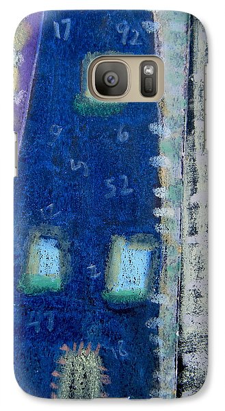 Galaxy Case featuring the painting Dream Shades 3 by Clarity Artists