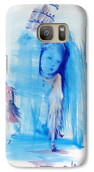 Galaxy Case featuring the painting Dreaming Of Pisa by Laurie L