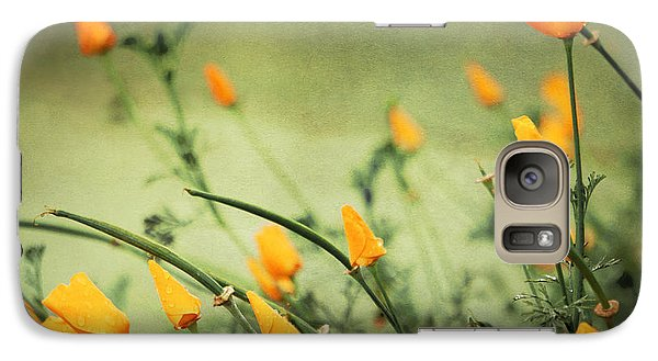 Galaxy Case featuring the photograph Dreaming Of Spring by Ellen Cotton