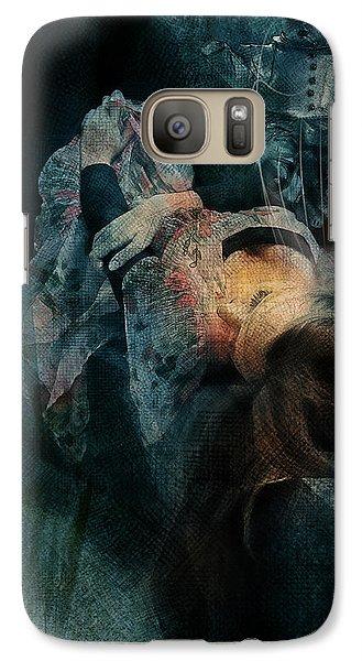 Galaxy Case featuring the digital art Dreamweaver Urban Fantasy by Galen Valle