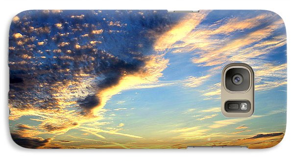 Galaxy Case featuring the photograph Dreamy by Faith Williams