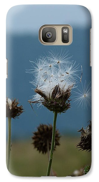 Galaxy Case featuring the photograph Drifting Off by Jane Ford