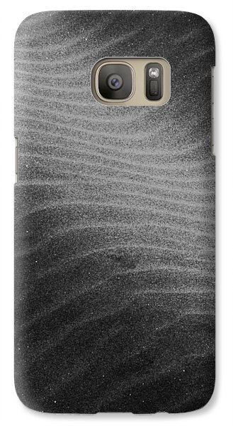 Galaxy Case featuring the photograph Drifting Sand by Aaron Berg