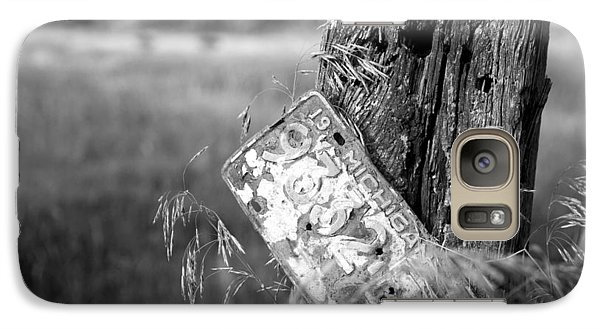 Galaxy Case featuring the photograph Drive Me Home by John Crothers