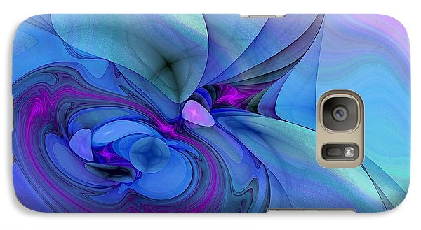 Driven To Abstraction Galaxy S7 Case