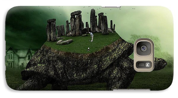 Druid Golf Galaxy S7 Case