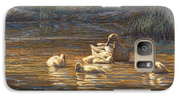 Ducks Galaxy S7 Case