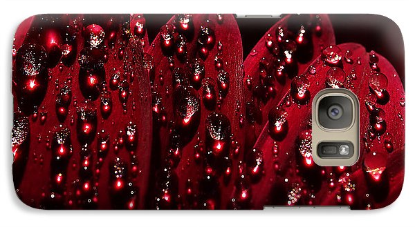 Galaxy Case featuring the photograph Due To The Dew by Joe Schofield