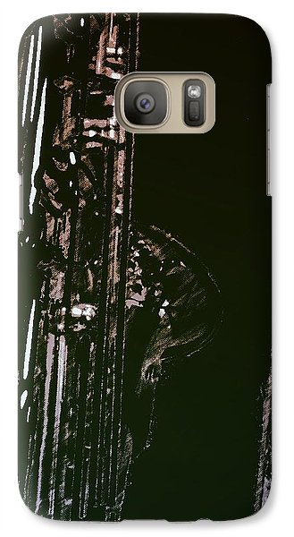 Galaxy Case featuring the photograph Duet by Photographic Arts And Design Studio