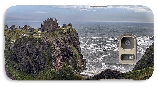 Dunnottar Castle And The Scotland Coast Galaxy S7 Case