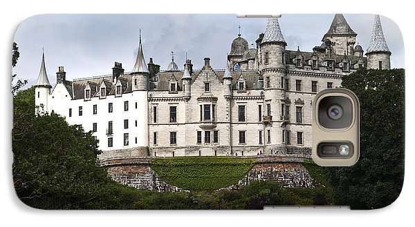 Galaxy Case featuring the photograph Dunrobin Castle Golspie Scotland by Sally Ross
