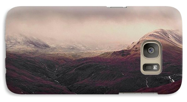 Galaxy Case featuring the photograph Dusting by Andy Heavens