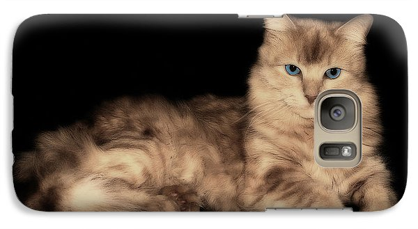 Galaxy Case featuring the photograph Dusty by JRP Photography