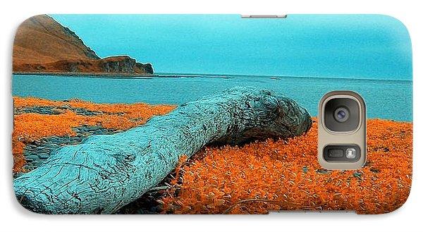 Galaxy Case featuring the photograph Dutch Harbor Alaska by Yul Olaivar