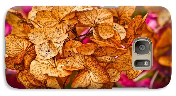 Galaxy Case featuring the photograph Dying Beauty by Ronda Broatch