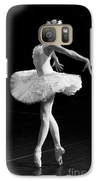 Dying Swan I. Galaxy S7 Case
