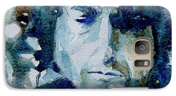 Dylan Galaxy Case by Paul Lovering