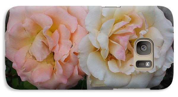Galaxy Case featuring the photograph Dynamic Duo by Jewel Hengen