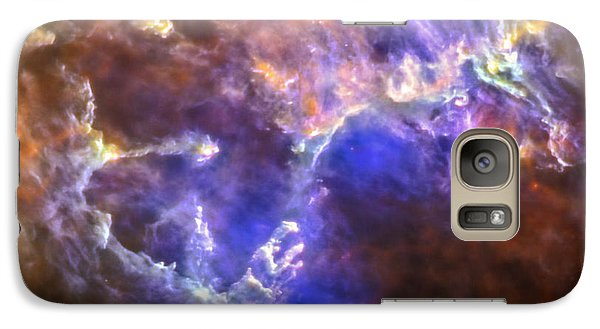 Eagle Nebula Galaxy S7 Case by Adam Romanowicz