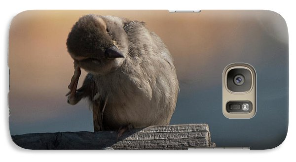 Galaxy Case featuring the photograph Ear Wax by Rod Wiens