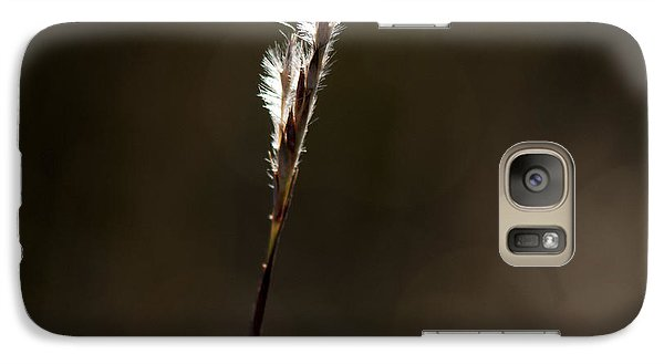 Galaxy Case featuring the photograph Early Autumn by Karen Slagle