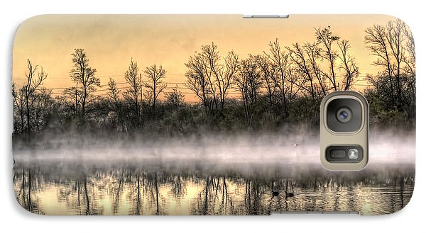 Early Morning Mist Galaxy S7 Case by Lynn Geoffroy