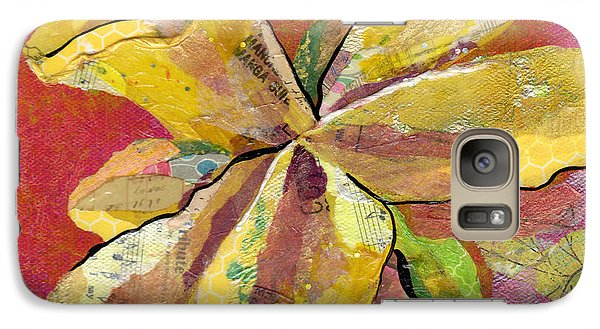Early Spring II Daffodil Series Galaxy Case by Shadia Derbyshire