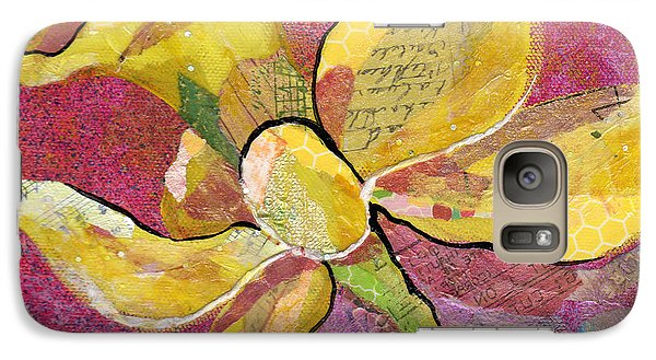 Orchid Galaxy S7 Case - Early Spring Iv Daffodil Series by Shadia Derbyshire