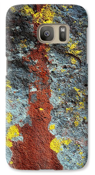 Galaxy Case featuring the photograph Earth Colors by The Forests Edge Photography - Diane Sandoval