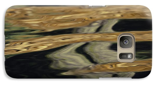 Galaxy Case featuring the photograph Earth Sky Water by Sherri Meyer