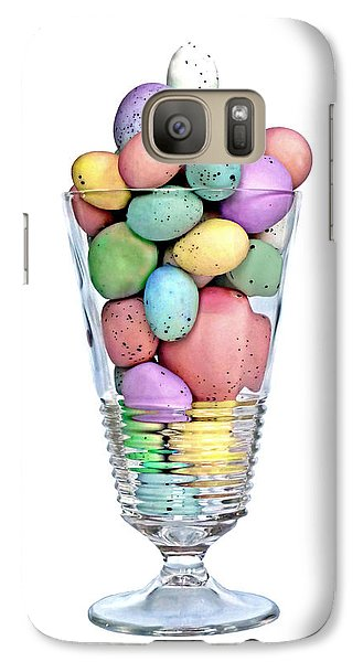 Galaxy Case featuring the photograph Easter Sundae by Jim Whalen