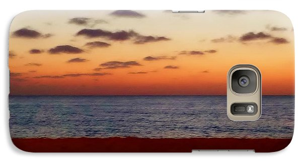 Galaxy Case featuring the photograph Easter Sunset by Amar Sheow