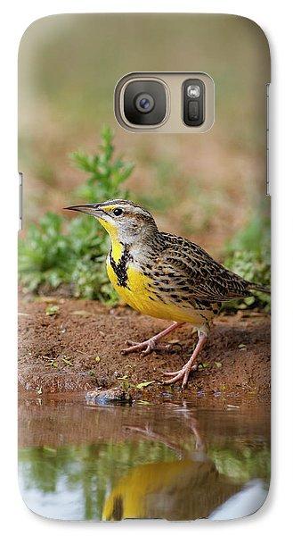 Eastern Meadowlark (sturnella Magna Galaxy S7 Case