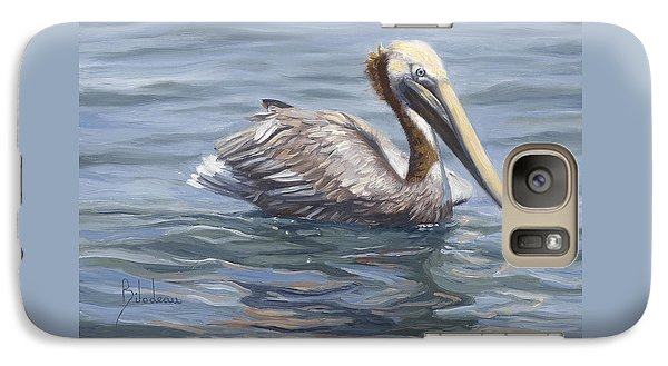 Pelican Galaxy S7 Case - Easy Morning by Lucie Bilodeau