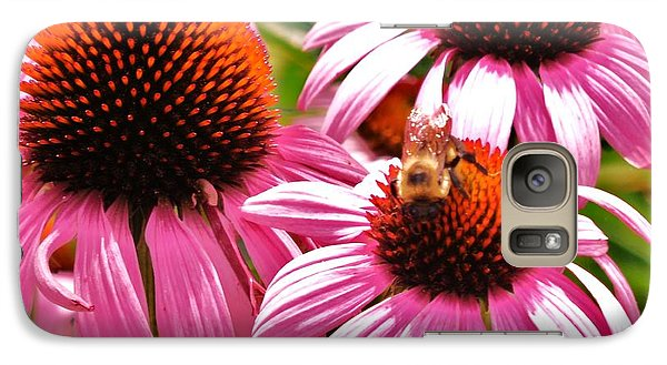 Galaxy Case featuring the photograph Ech 2 by Robin Coaker