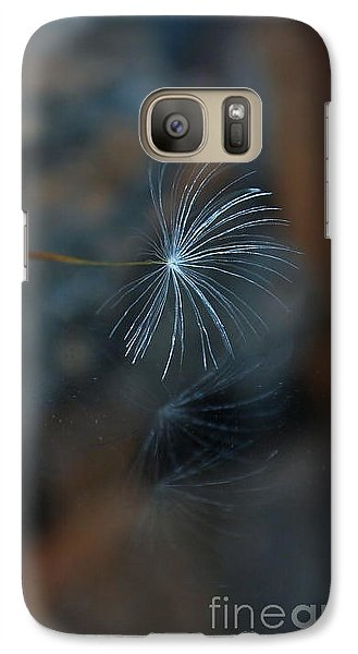 Galaxy Case featuring the photograph Echo... by Marija Djedovic