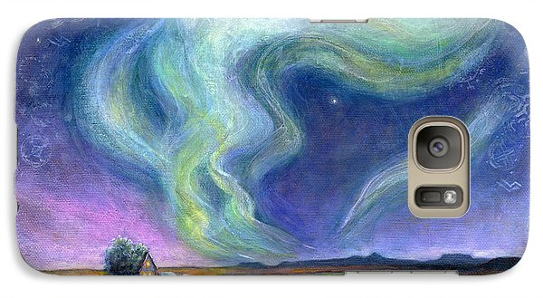 Echoes In The Sky Galaxy S7 Case