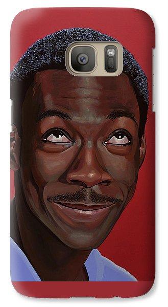 Eddie Murphy Painting Galaxy S7 Case