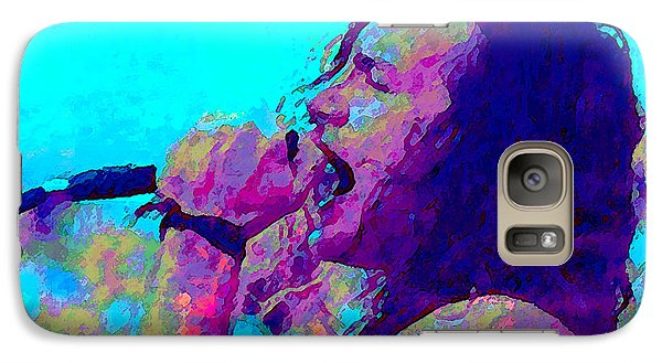 Eddie Vedder Galaxy S7 Case