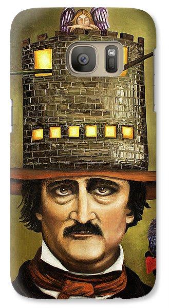 Edgar Allan Poe Galaxy S7 Case
