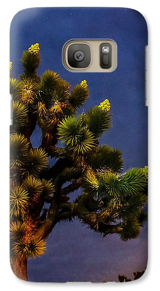 Galaxy Case featuring the photograph Edge Of Town by Angela J Wright