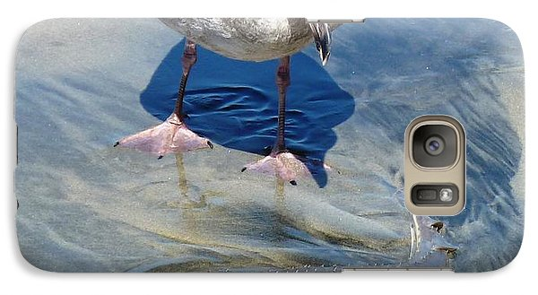 Galaxy Case featuring the photograph Edible Fishi by Julia Ivanovna Willhite