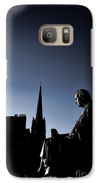 Galaxy Case featuring the photograph Edinburgh Royal Mile by Craig B