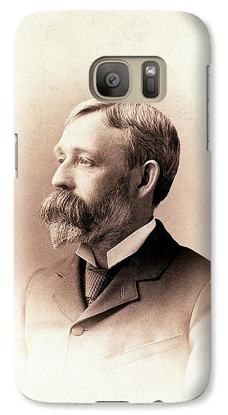 Edward Laurens Mark Galaxy Case by American Philosophical Society