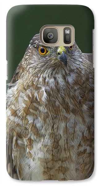 Galaxy Case featuring the photograph Eh by Gerry Sibell