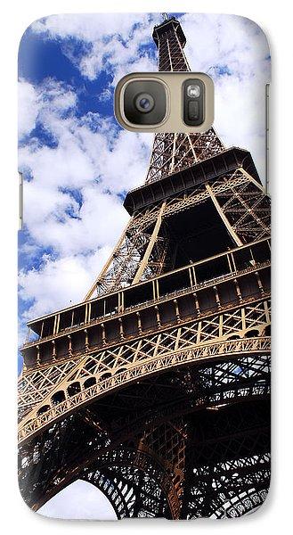 Architecture Galaxy S7 Case - Eiffel Tower by Elena Elisseeva