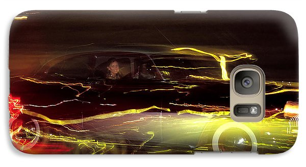 Galaxy Case featuring the photograph Eighty Eight Miles Per Hour by Jason Politte