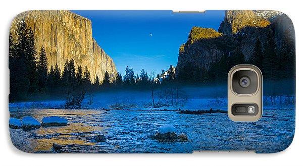 El Capitan And Half Dome Galaxy S7 Case